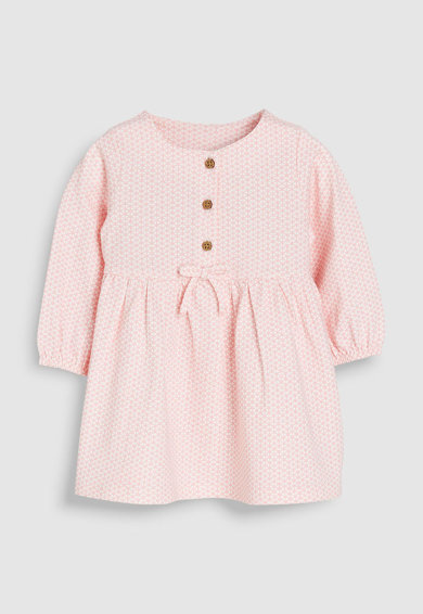 NEXT Geometriai mintás bővülő fazonú ruha Lány