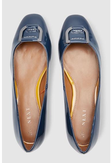 NEXT Pantofi de piele ecologica cu aspect lacuit Femei