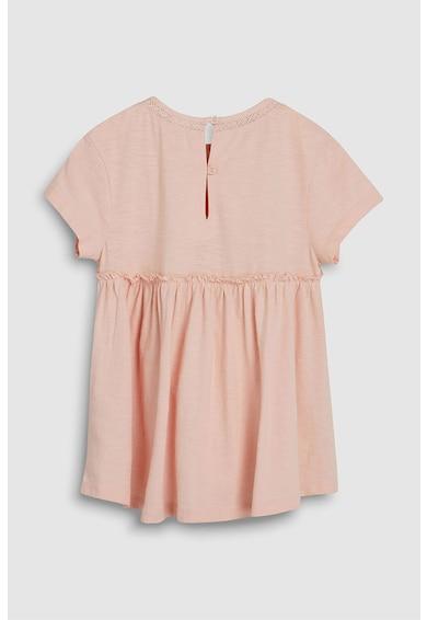 NEXT Разкроена рокля с бродерии Момичета