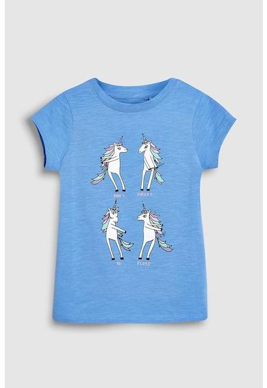NEXT Тениска с десен Момичета