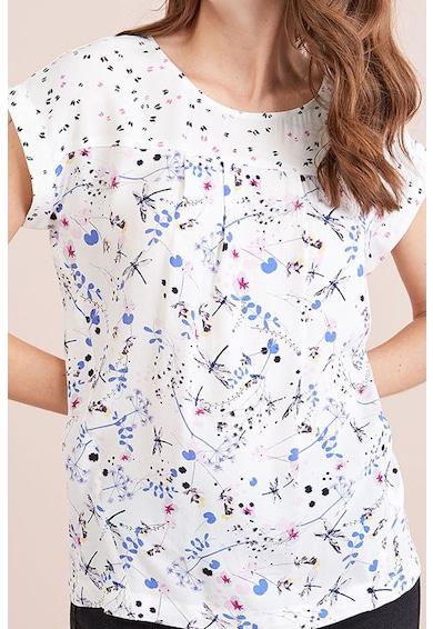NEXT Virágmintás póló női