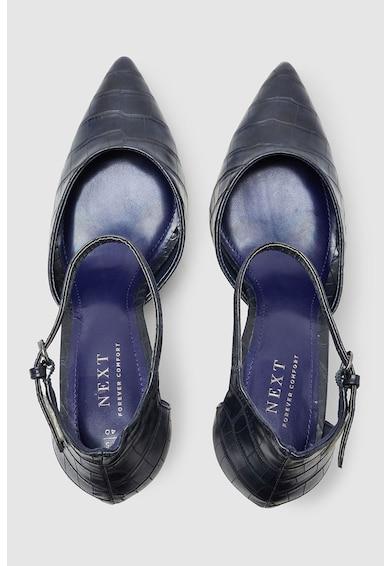 NEXT Pantofi de piele ecologica cu varf ascutit Femei