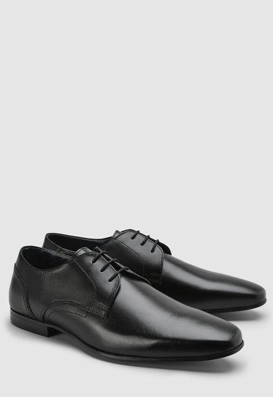 NEXT Pantofi derby de piele Barbati