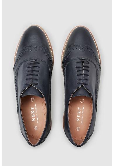 NEXT Pantofi derby de piele Femei