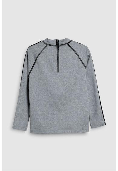 NEXT Bluza cu maneci raglan si protectie solara Baieti