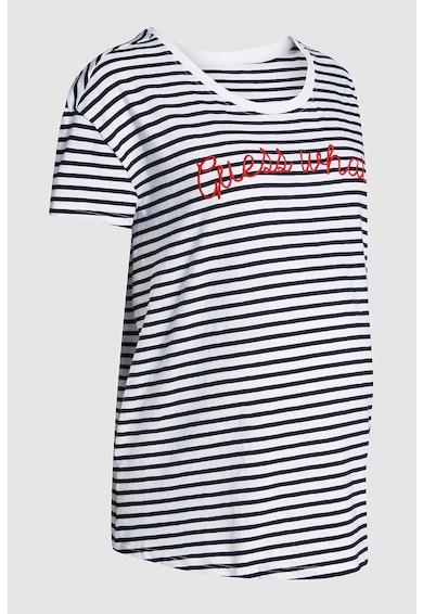 NEXT Tricou cu broderie, pentru gravide Femei
