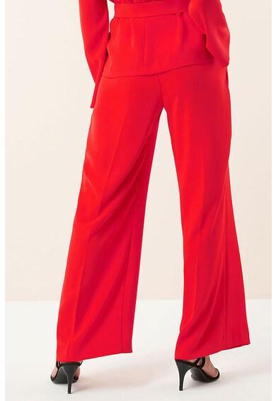 NEXT Bő szárú nadrág zsebekkel női