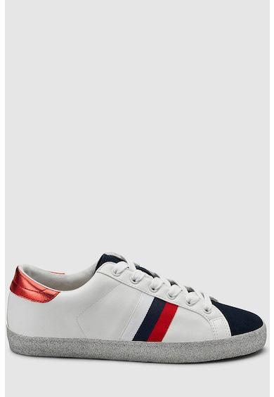NEXT Sneakers cipő kontrasztos részletekkel női