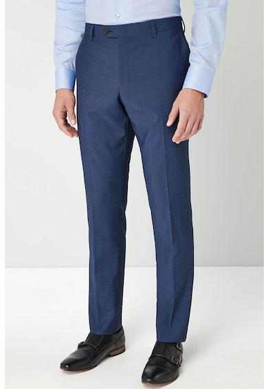 NEXT Вълнен официален панталон с ръб Мъже
