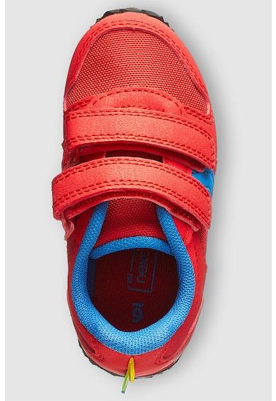 NEXT Tépőzáras bőr sneakers cipő Fiú