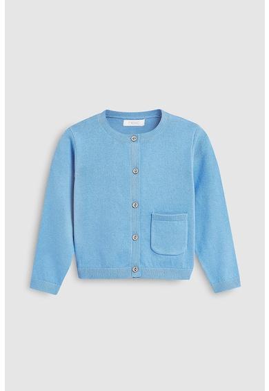 NEXT Cardigan tricotat fin, cu nasturi Fete