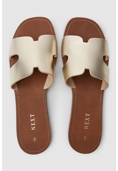 NEXT Papuci de piele Femei