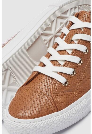 NEXT Texturált műbőr cipő női