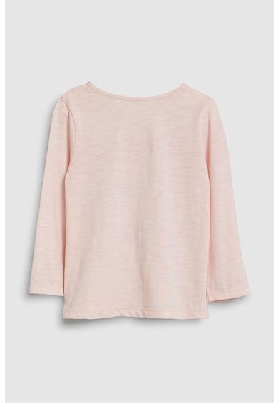 NEXT Блуза с текстова шарка Момичета