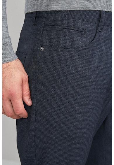 NEXT Кариран панталон по тялото Мъже