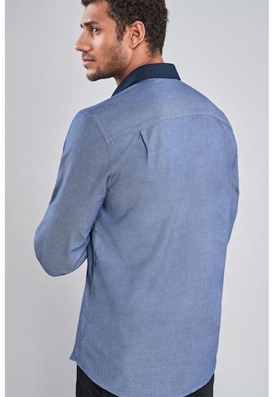 NEXT Риза с контрастна яка Мъже
