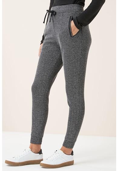 NEXT Pantaloni jogger cu model herringbone Femei