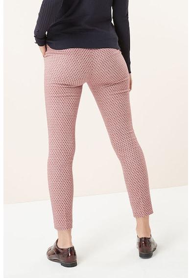 NEXT Pantaloni slim fit cu lungime crop Femei