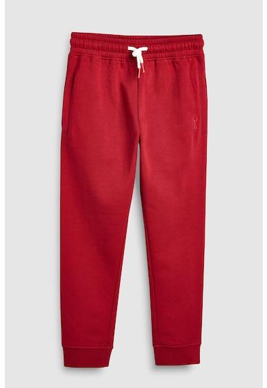 NEXT Pantaloni sport slim fit cu snur Baieti