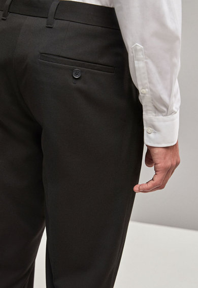 NEXT Втален непромокаем официален панталон Мъже