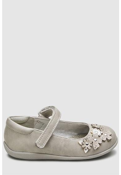 NEXT Műbőr pántos cipő Lány