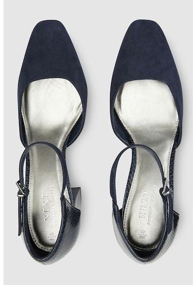 NEXT D'Orsay cipő bokapánttal női