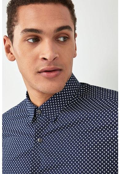 NEXT Вталена риза с точки Мъже