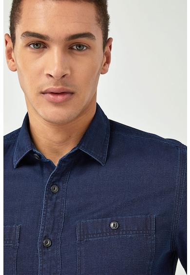 NEXT Риза с джоб на гърдите Мъже