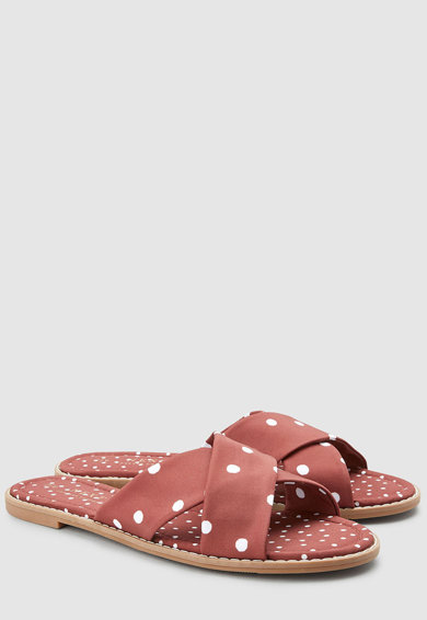NEXT Papuci cu buline Femei