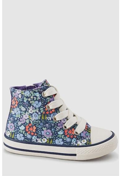 NEXT Magas szárú műbőr cipő Lány