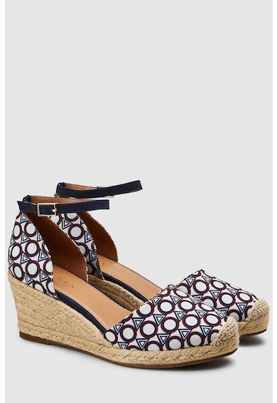 NEXT Sandale wedge cu imprimeu geometric Femei