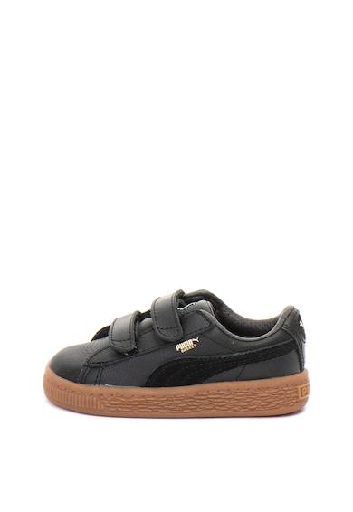 Puma Кожени спортни обувки Classic Момчета