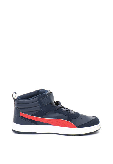 Puma Спортни обувки Rebound Street v2 от еко кожа Момичета