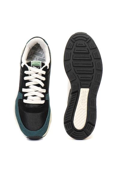 Puma Спортни обувки RS-350 с велур и кожа Мъже