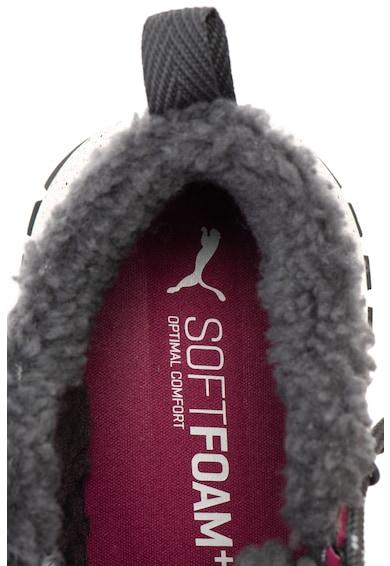 Puma Pantofi sport mid-high cu captuseala din material teddy Pacer Next SB Femei