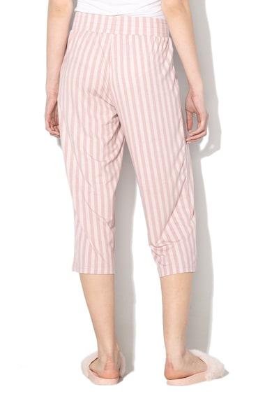 Skiny Pantaloni 3/4 de pijama cu croiala ampla Roots Femei