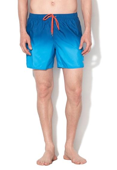Emporio Armani Underwear Pantaloni scurti de baie cu aspect in degrade si snur Barbati