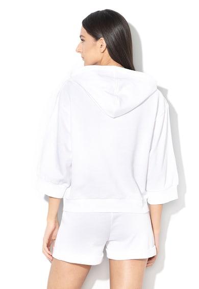 Emporio Armani Underwear Hanorac de casa cu logo Femei