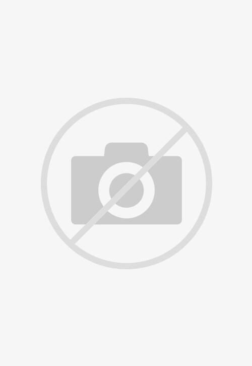 Sandale wedge de piele si material textil Tamaris