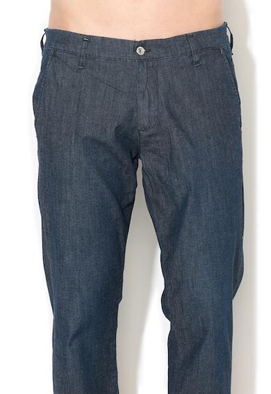 GUESS JEANS Панталон чино Myron по тялото Мъже