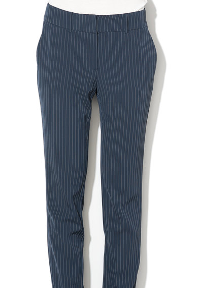 GUESS JEANS Pantaloni drepti in dungi Femei