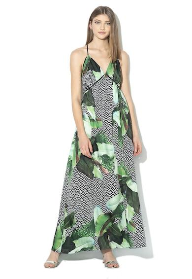 GUESS JEANS A-vonalú maxiruha többféle mintával női