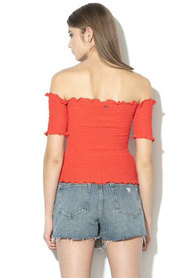 GUESS JEANS Блуза с отвори на раменете Жени