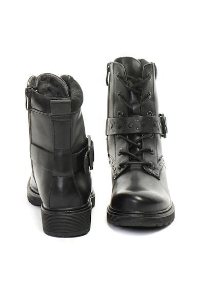 Jana Shoes Кожени боти Жени
