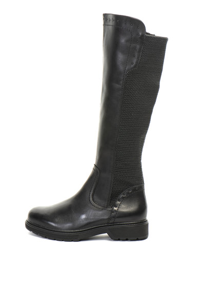 Jana Shoes Кожени ботуши до коляното Жени