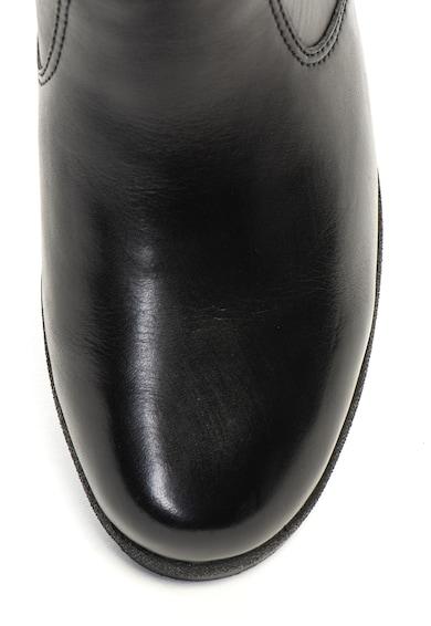 Jana Shoes Боти със скосена подметка с вълнена вата Жени