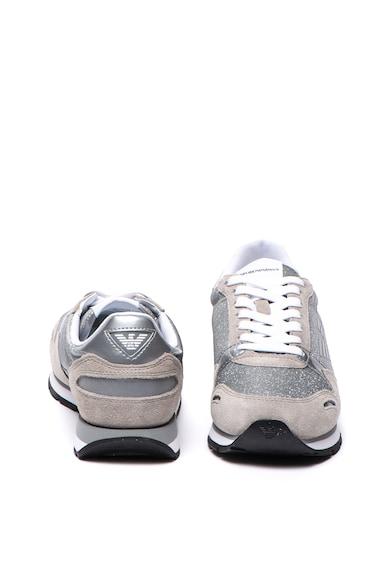 Emporio Armani Спортни обувки с велур Жени