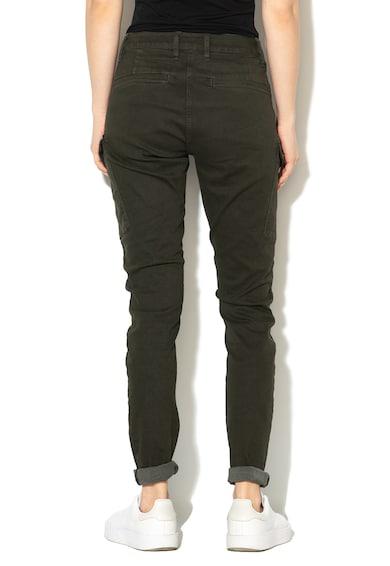 G-Star Raw Pantaloni cargo cu talie inalta Blossite Femei