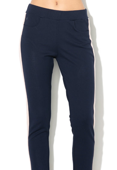 G-Star Raw Pantaloni din jerseu cu garnituri tubulare laterale Femei