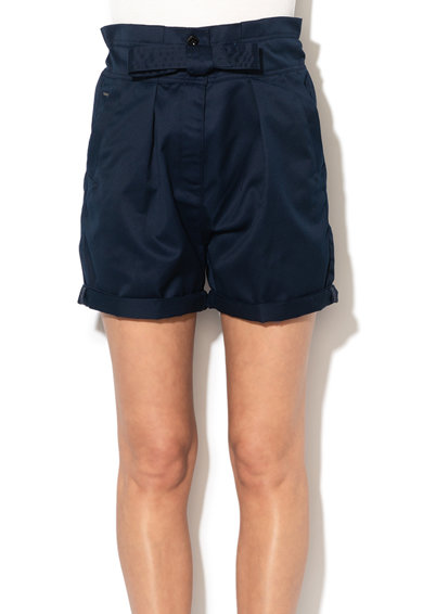 G-Star RAW Къс панталон Bristum с висока талия Жени